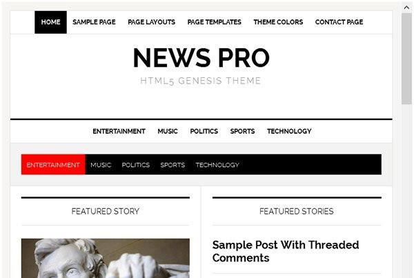 News Pro Screenshot
