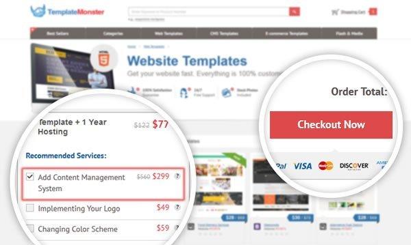 convert html template to wordpress theme online - add a motocms admin panel to html5 templates stubble io