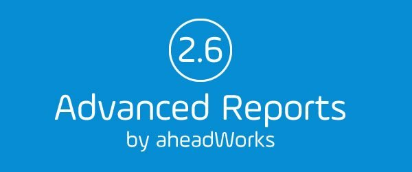 Advanced Reports Magento Extension v2.6