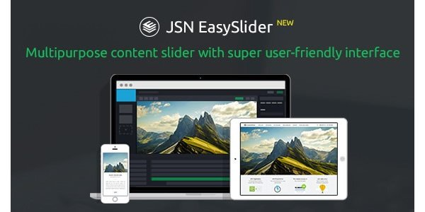JSN EasySlider Joomla Extension