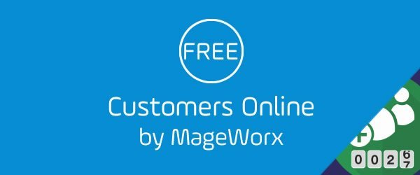 Customers Online Magento Extension