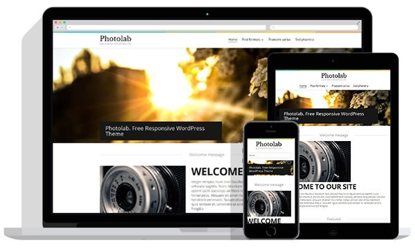 Photolab WordPress Theme