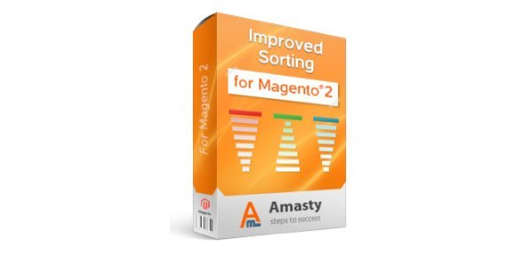 Improved Sorting for Magento 2