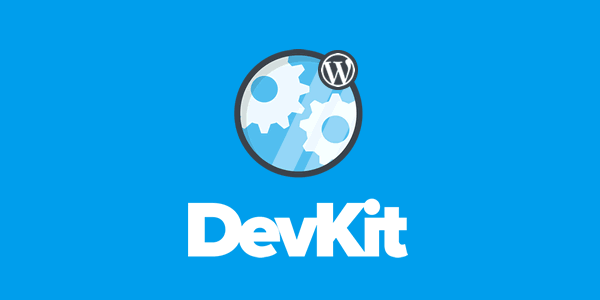 DevKit - Developer Tools for WordPress