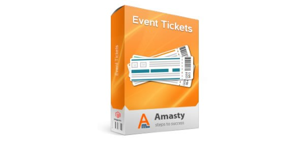 Event Tickets Magento Extension