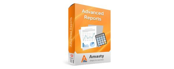 Advanced Reports by AmastyAdvanced Reports by Amasty