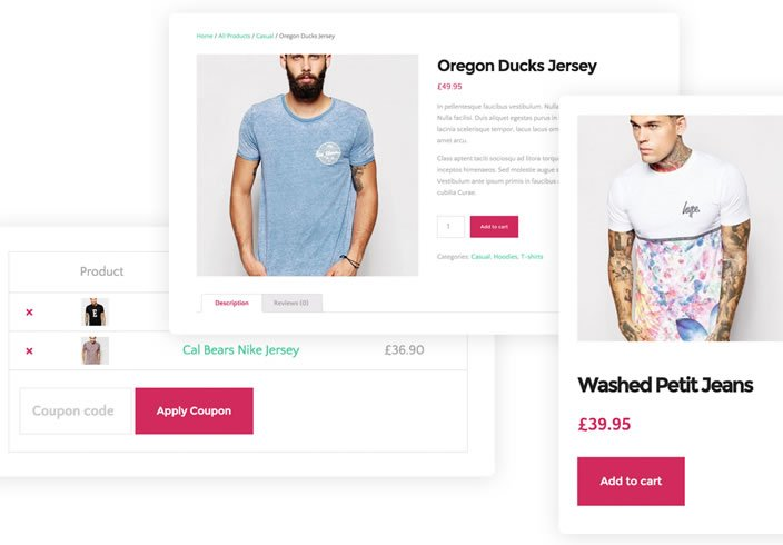 The Core WooCommerce Theme