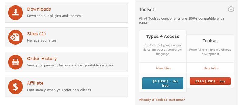 Free Access WordPress Plugin