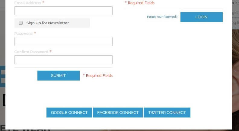 Social Login Popup for Magento