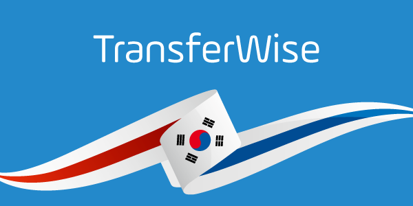 TransferWise: Say Hello to South Korea
