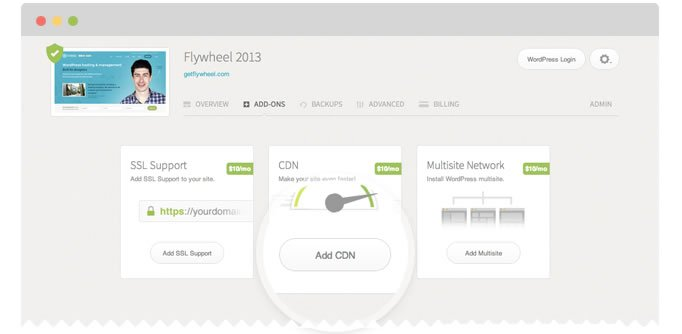 Flywheel Caching & CDN