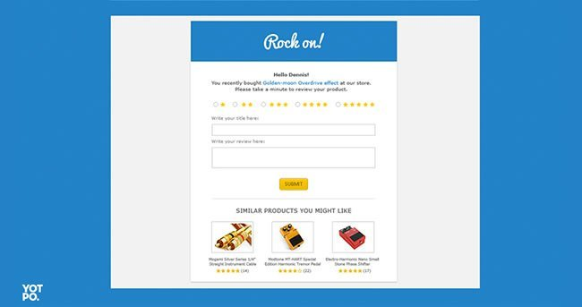Yotpo for OpenCart 2