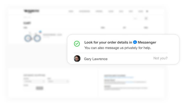 Shopify & Facebook Messenger
