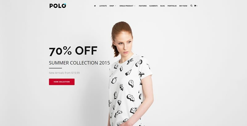 Polo Multipurpose WordPress Theme