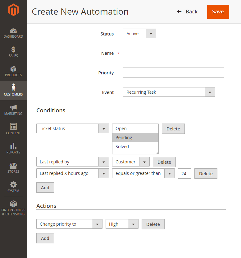 HDU New Automation