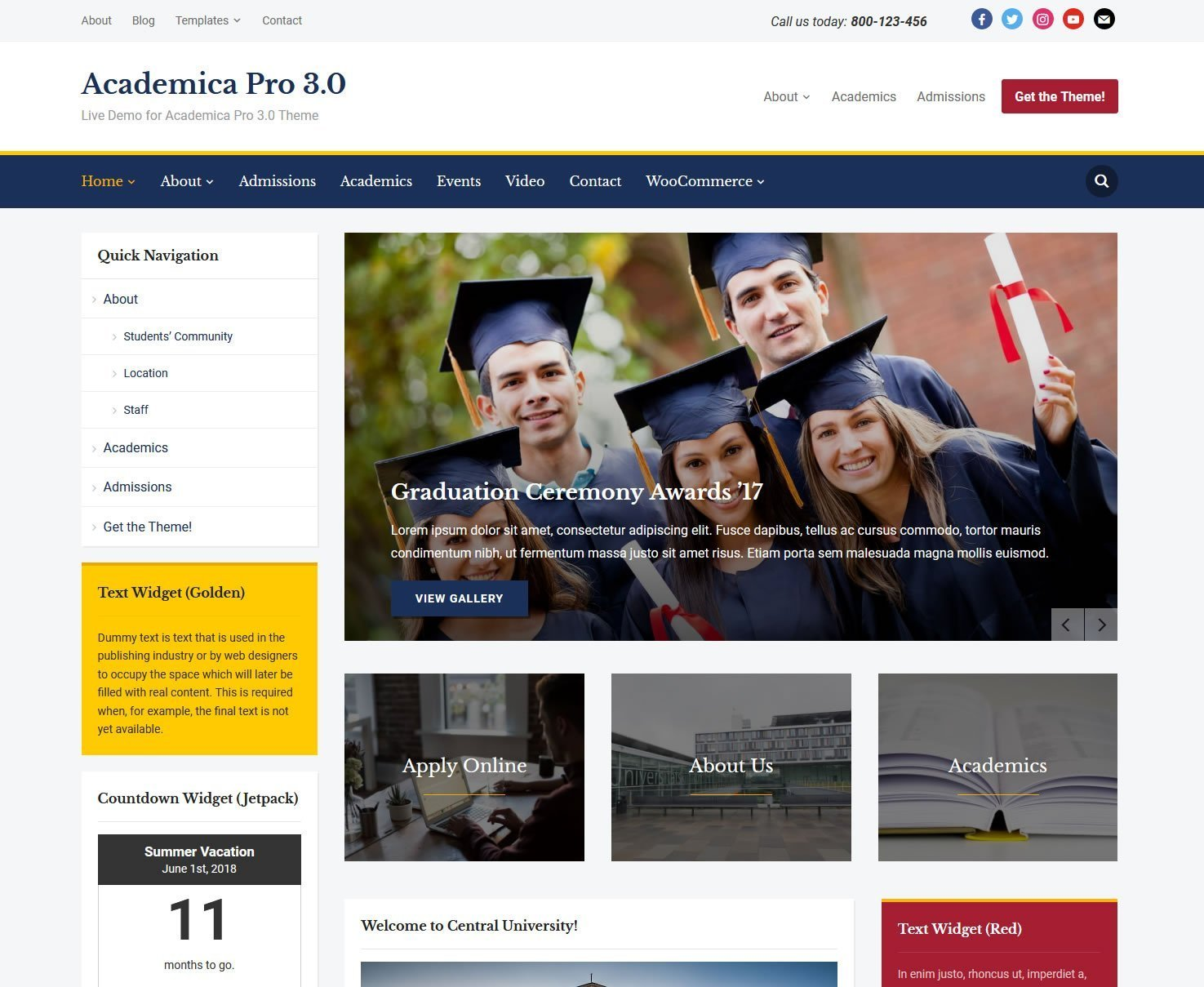 academica pro 3 0