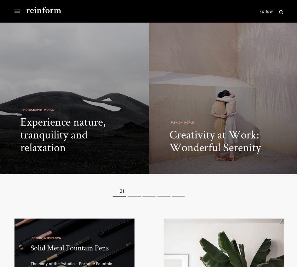 Blog & Portfolio
