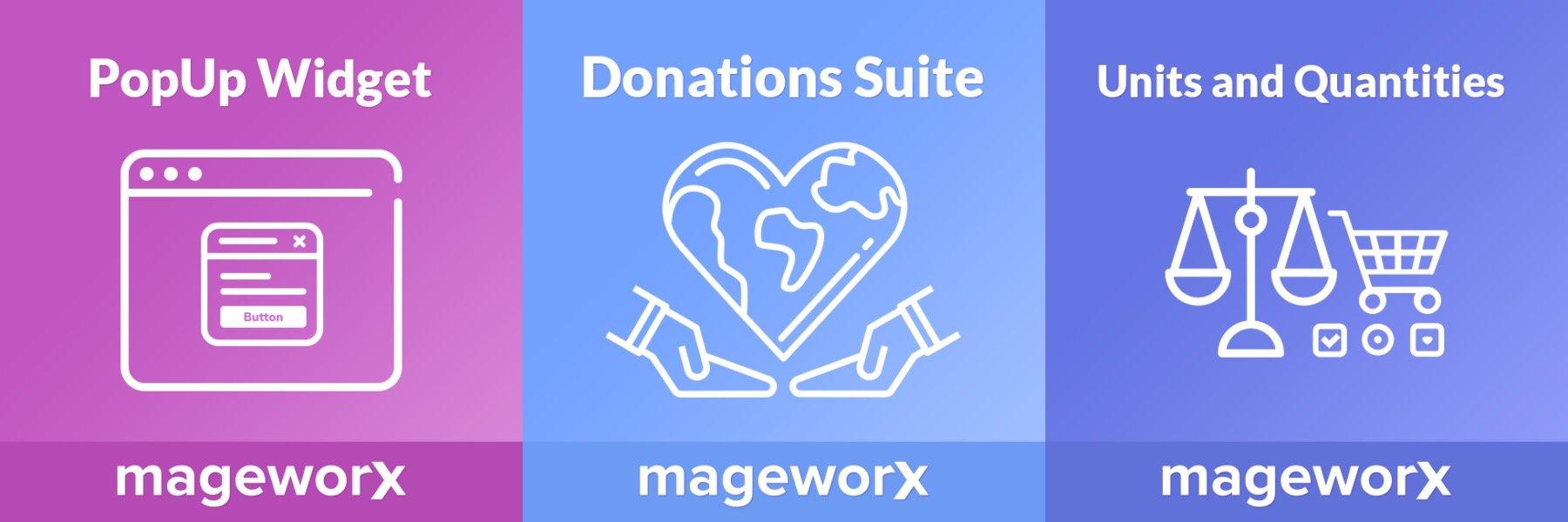 Donations Suite