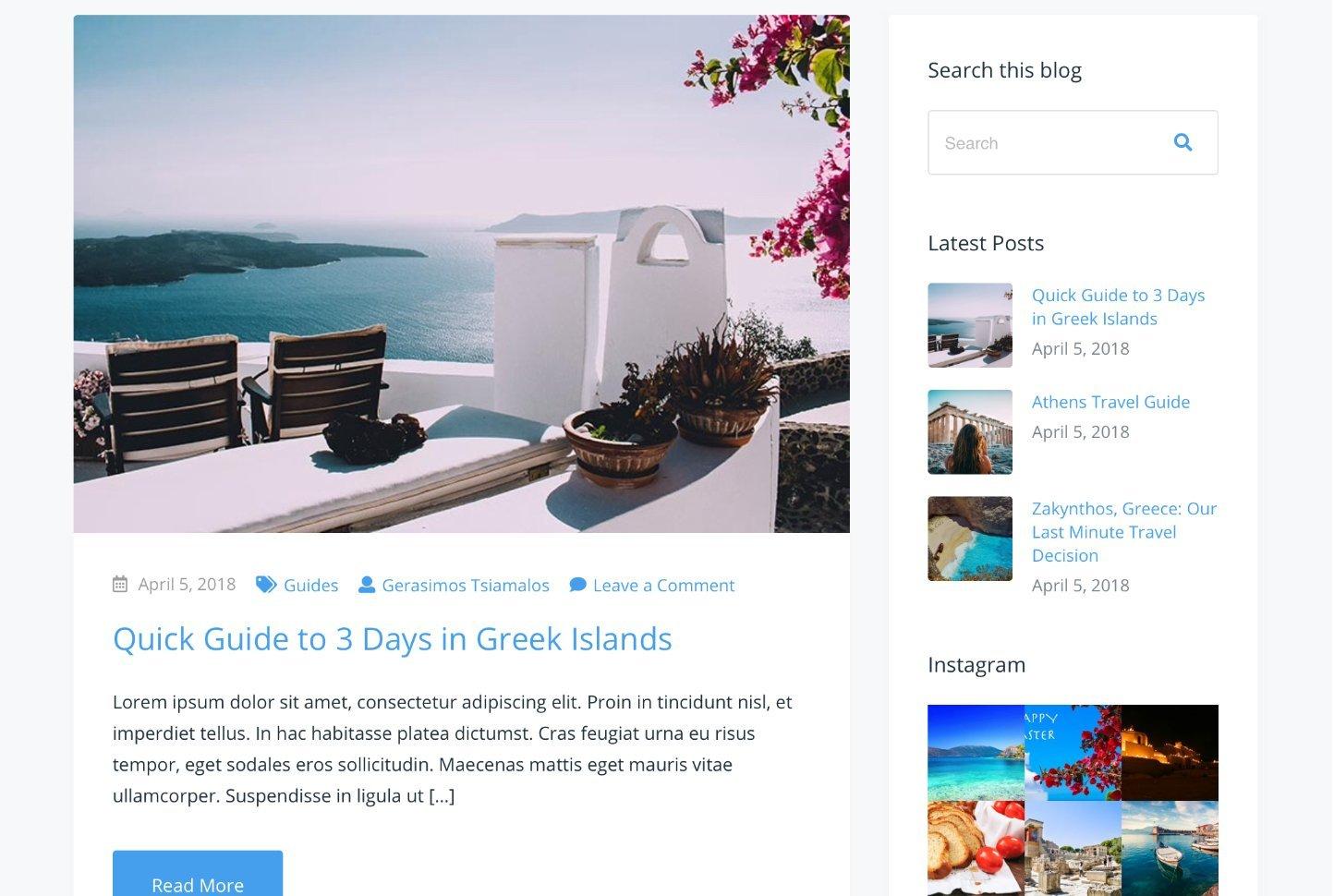 Listee Blog
