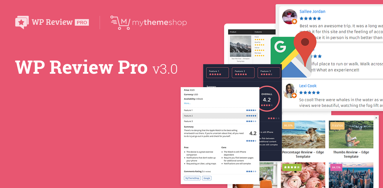 WP Review Pro 3.0