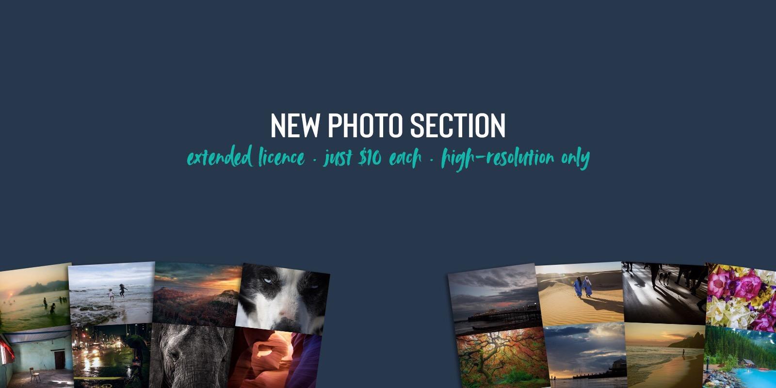 DesignCuts Photo Section