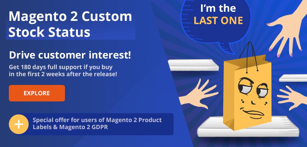 M2 Custom Stock Status