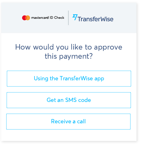 TransferWise: Spend Online In Any Currency With 3D Secure