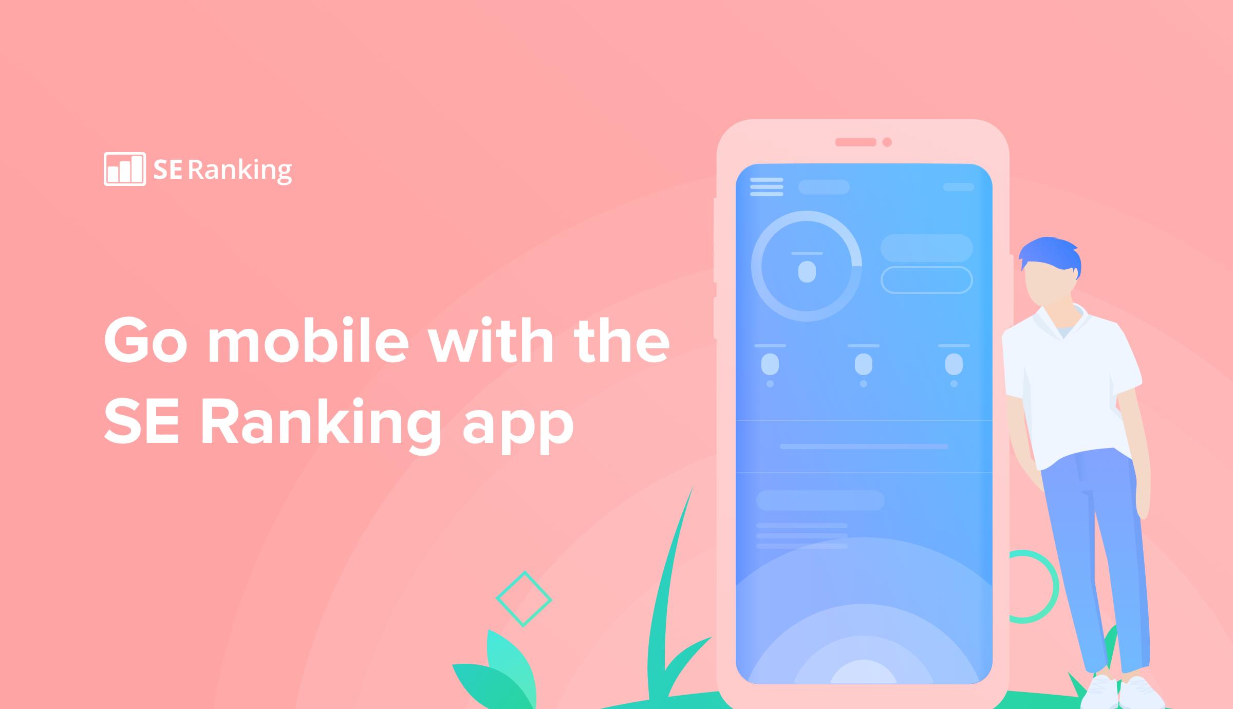 SE Ranking Mobile App