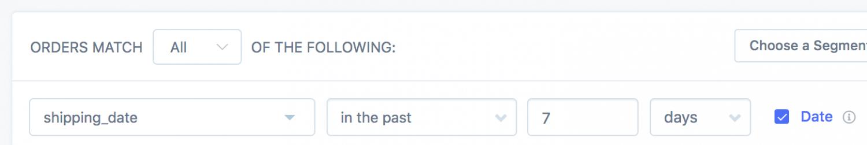Custom Meta Date Filtering