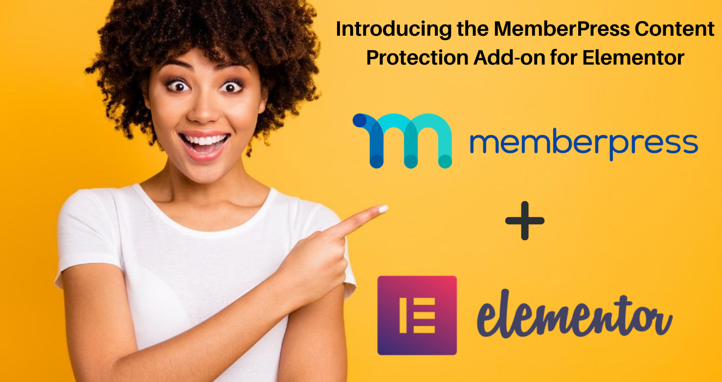 Elementor Content Protection
