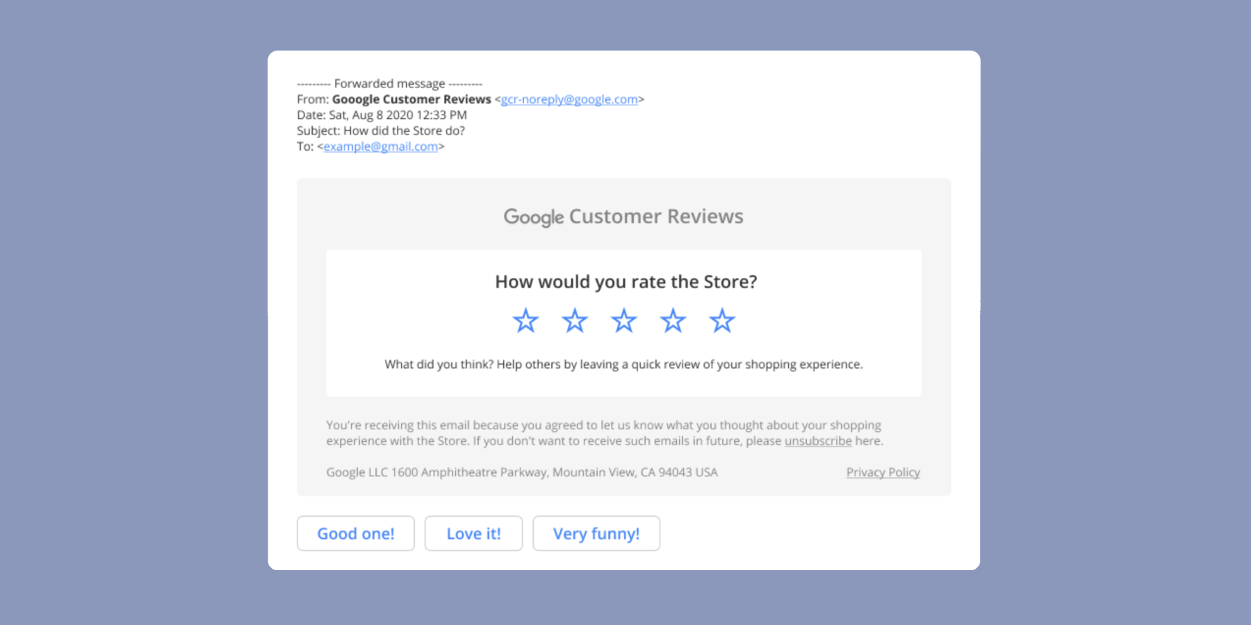 M2 Google Customer Reviews