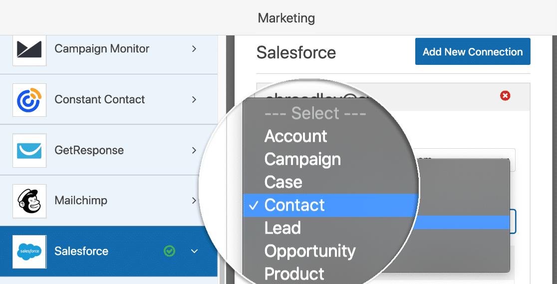 Salesforce Object
